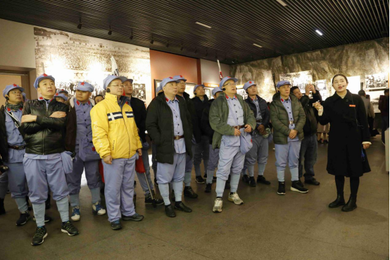 參觀遵義會議紀念館