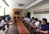 江西省旅发委、吉安市旅发委和中央苏区红色旅游联盟秘书处赴全国红办汇报工作