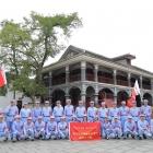 """第1215期:湛江核电党委""""传承红色基因 践行初心使命""""至尊国际 顶级学习教育专题培训班"""